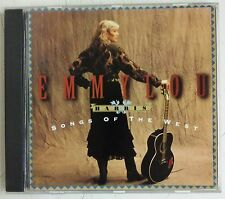 Emmylou Harris Songs Of The West CD USA