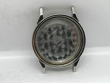 VINTAGE OMEGA CONSTELLATION PIE PAN SS CASE FOR PARTS
