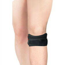 Popular Knee Patella Tendon Cap Elastic Compression Strap Wrap Brace Pain Relief