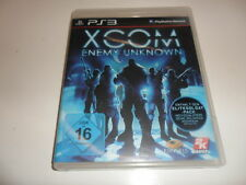 PlayStation 3  PS 3  XCOM: Enemy Unknown