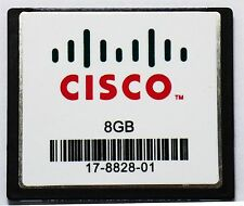 N7K-CPF-8GB 8GB Compact Flash Memory for Cisco Nexus 7000 Log Flash Genuine