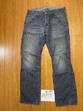 Used 514 slim straight fit levi's jean tag 31x30 meas 31x30 zip6488