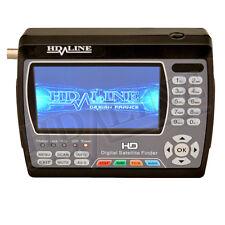 POINTEUR SATELLITE HD-900 VISION CHAINES ECRAN TV appareil de mesure parabole
