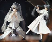 1/3 BJD dollfie dream doll outfit Kasuga No Sora Cosplay Dress B DDL/DDM ship US