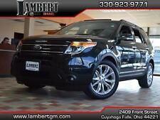 Ford: Explorer FWD 4dr Limi