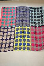 Paul Smith PS Polka Stripe Silk Scarf BNWT