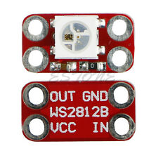 1PC WS2812B 5050 RGB LED Lamp Panel 1-Bit 5V Module for Arduino Professional