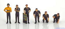 1:43 True Scale Lotus figures Set Pit Crew 1977