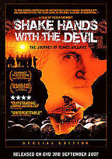 Shake Hands With The Devil (DVD, 2007)
