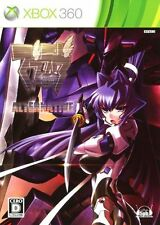 Muv-Luv Alternative (Microsoft Xbox 360, 2011) - Japanese Version