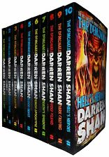The Darren Shan Demonata Collection 10 Books Set Pack Demon Thief, Lord Loss