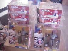 MCFARLANE MLB 6**SAMMY SOSA**GREY CUBS JERSEY**12 CT CASE LOT