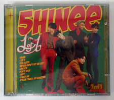 SHINee - 1of1 (Vol.5) CD + Photocard + Folded Poster + Free Gift +Tracking no.