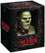 The Strain: Complete 1 First Season Limited Edition (Blu-Ray Set 3-Disc) NEW