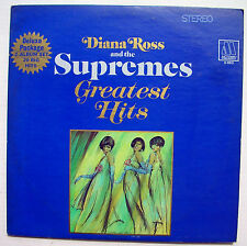 DIANA ROSS AND THE SUPREMES GREATEST HITS Double LP's