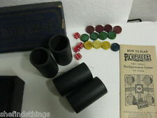 Vintage Parcheesi, Royal game of India,.Selchow & Righter Co.