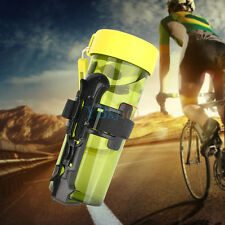 Adjustable Bike Bicycle Cycling Water Drink Bottle Rack Cup Cage Holder Outdoor