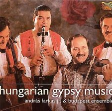 Andras Farkas Jr. & Budapes...-Hungarian Gypsy Music CD NEW
