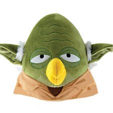 "Angry Birds Star Wars - 8"" Plush Soft Toy - Yoda - BRAND NEW"