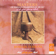 HOSSAIN TEHRANI - Masters Of Persian Traditional Music... CD ** SEALED/ NEW **