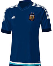 Argentina Soccer  National Team Away Jersey 2016 Sz L