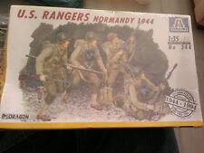 1:35 U.S. Rangers Normandy 1944 344 Italeri