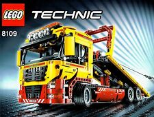 LEGO Technic 8109  Tieflader inklusive Power Function