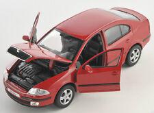 Blitz envío skoda Octavia rojo/red Welly modelo auto 1:24 nuevo & OVP
