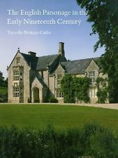 2008-07-15, The English Parsonage in the Early Nineteenth Century, Brittain-Catl