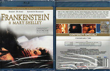 FRANKENSTEIN di MARY SHELLEY - BLU-RAY  (NUOVO SIGILLATO)