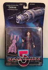 Babylon 5 Ambassador Delenn Figure New In Box 1997 Warner Bros
