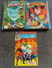 Infinity Inc. (1984-1988) Near Complete 53 Issue Series + Annuals * Missing 11 *