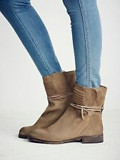 Free People Cambridge Wrap Boot Size 7 MSRP: $140 New Women