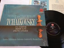 Massimo Freccia Tchaikovsky - Tender and Triumphant CSC-308 RCA Dynagroove LP