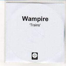 (EN299) Wampire, Trains - DJ CD