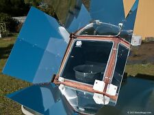 All American Sun Oven ~ Solar Cooking ~Camping, Emergency,Survival~ Yes!