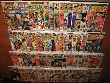 Power Man and Iron Fist 48-125 COMPLETE in MYLAR! 70 are VF/NM or BETTER! 12 pix