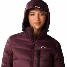 Oakley Womens Juliett Down hooded jacket   NEW with tag ,Large