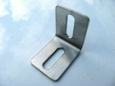 Stainless Steel 90 Degree Angle Bracket (set of 4) 40mm x 50mm 2.5mm thick