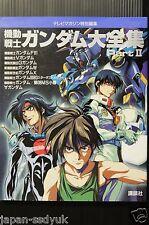 "JAPAN Mobile Suit Gundam ""Daizenshuu"" Part 2"