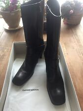 costume national boots 9-9 1/2
