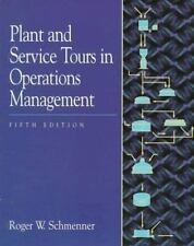 Plant and Service Tours in Operations Management (5th E