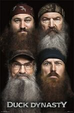 POSTER 6682 A2 OR 22 X 34 DUCK DYNASTY BEARDS