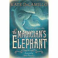 The Magician's Elephant by DiCamillo, Kate, Good Book