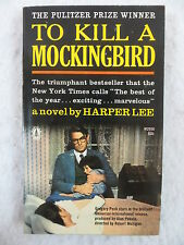 Harper Lee TO KILL A MOCKINGBIRD Popular Library M2000 1962 Movie Tie-In