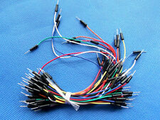 65pcs Breadboard Jumper Cable Wire Kit for Raspberry Pi Arduino PIC ARM Project