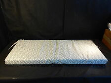 Pillow Perfect 594293 - Outdoor/Indoor In The Frame Bench Cushion - Pebble