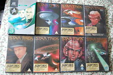 Star Trek The Next Generation collection DVDs