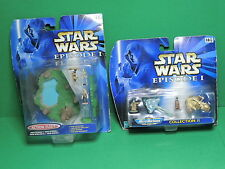 Micro Machine Star Wars episode 1 Action fleet stap invasion, figurine vaisseau