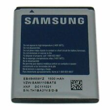 Samsung SCH-i110 Cell phone 3.7V Li-Ion Battery 1500mAh SAMI110BATS EB484659YZ